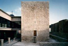 Rehabilitación del Castillo-Palacio de Medinaceli para Ayuntamiento. Castellar (Jaén)