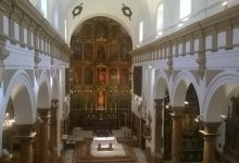 Rehabilitación de la Iglesia San Roque. Sevilla