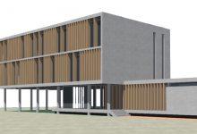 Nuevas Oficinas para la Concesionaria de la Autopista AP-4 y Almacenes. Cádiz