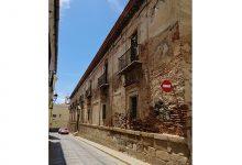 Rehabilitación y acondicionamiento del Colegio de los Jesuitas de Fregenal de la Sierra (Badajoz)