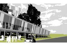 Concurso para Contenedor de Institutos Universitarios de Investigación. Badajoz