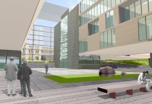 Concurso para Centro Administrativo para Nuevas Consejerías. Mérida (Badajoz)