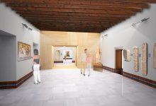 Concurso para adecuación del Museo Provincial de Cáceres. Cáceres