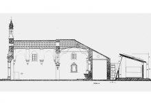 Restauración de la Iglesia El Campillo. La Luisiana (Sevilla)