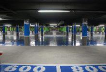 Rehabilitación del Parking del Mercado del Arenal. Sevilla