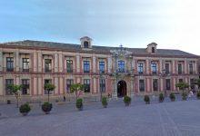 Restauración de fachadas del Palacio Arzobispal. Sevilla